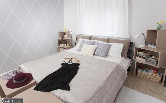 חדר שינה בהפתעה – הפקה מיוחדת למאקו ליוינג
